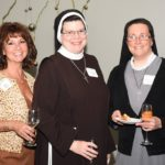 Sisters and Theresa Murphy