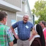 Brad Solberg, Tim Johnson And Sister Judith Ann