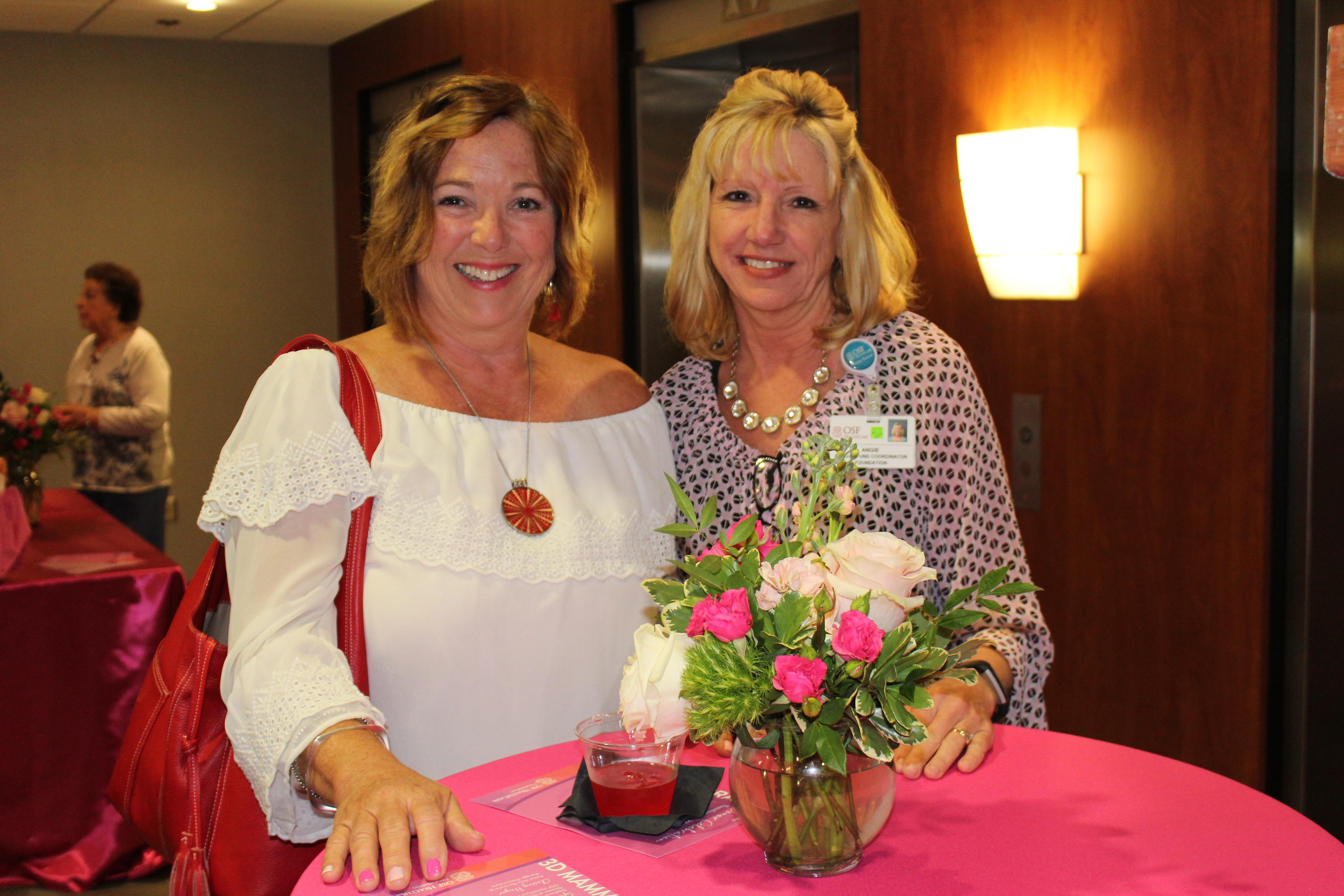 Cheryl Rotramel & Angie Lazzell
