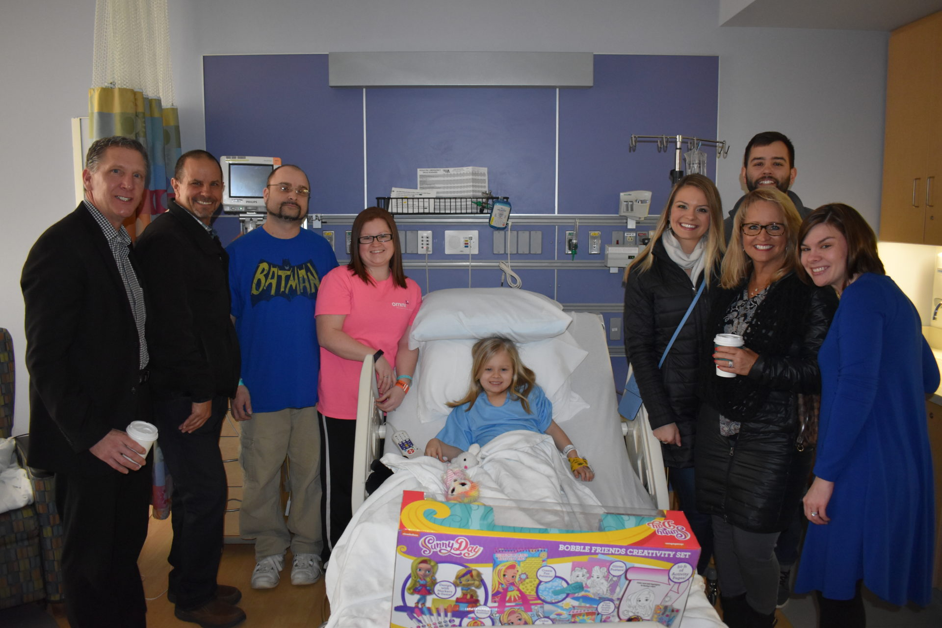 Rogy Family and Children's Hospital of Illinois Family