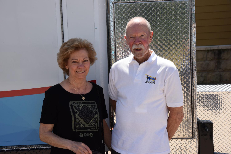Jay and Christine Akley