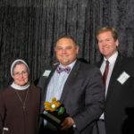 Sister Judith Ann, Dr. Vozenilek, Tom Hammerton
