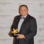 Dr. Vozenilek and Pearl Award