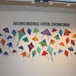 Almost Home Kids Donor Wall