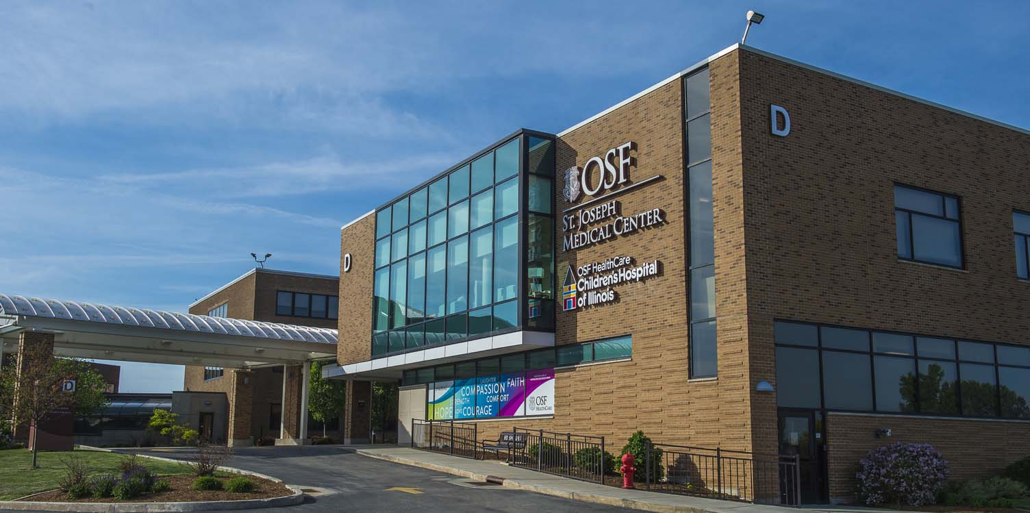 OSF HealthCare St. Joseph Medical Center