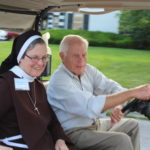 Sister Judith Ann And Tom Ewing