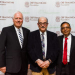 Dr. Bash, Dr. Pearl and Dr. Shah
